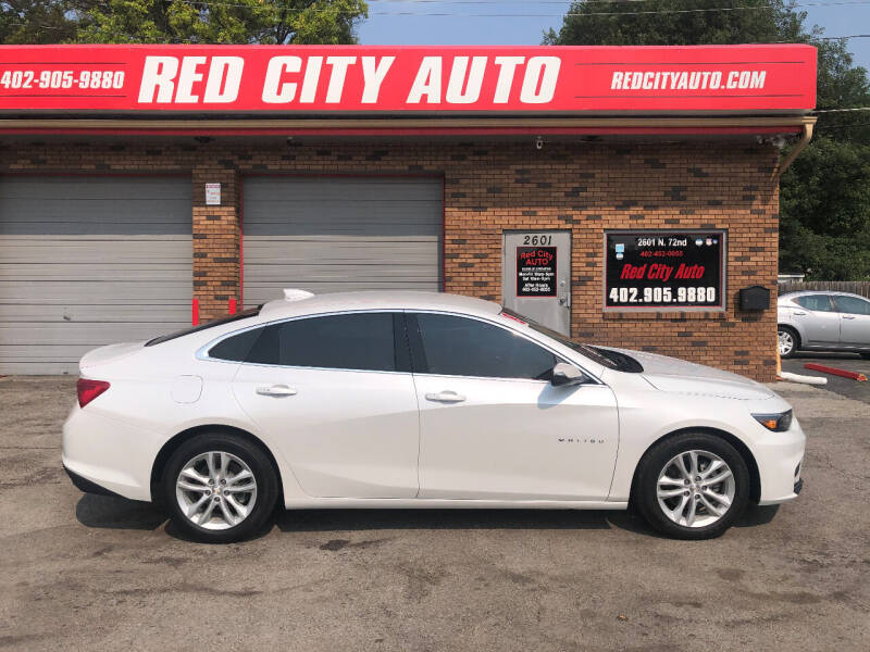 2018 Chevrolet Malibu for sale at Red City  Auto in Omaha NE
