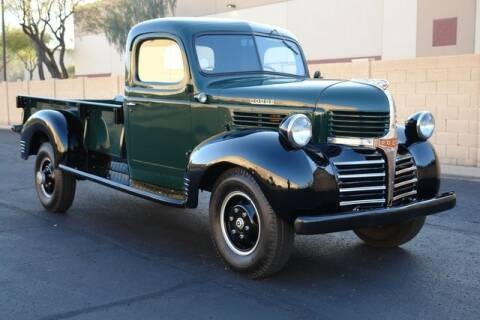 1941 Dodge WD-21 for sale at Arizona Classic Car Sales in Phoenix AZ