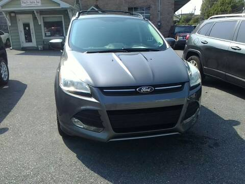 2014 Ford Escape for sale at Paul's Auto Inc in Bethlehem PA