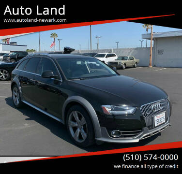 2014 Audi Allroad for sale at Auto Land in Newark CA