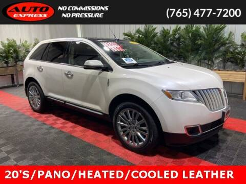2013 Lincoln MKX for sale at Auto Express in Lafayette IN