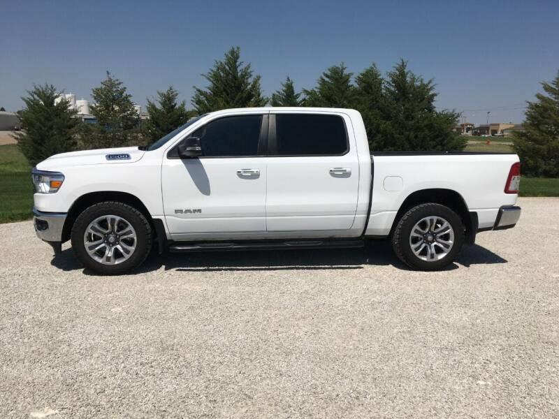 2019 RAM Ram Pickup 1500 for sale at B K Auto Inc. in Scott City KS