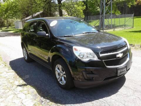 2013 Chevrolet Equinox for sale at ELIAS AUTO SALES in Allentown PA