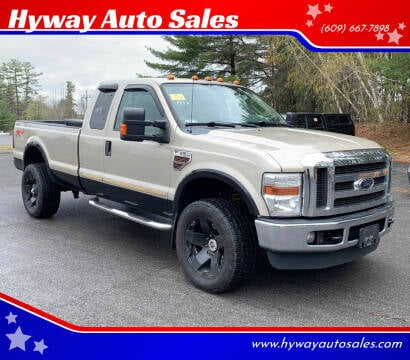 2009 Ford F-350 Super Duty for sale at Hyway Auto Sales in Lumberton NJ