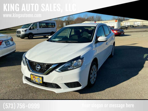 2019 Nissan Sentra for sale at KING AUTO SALES, LLC in Farmington MO