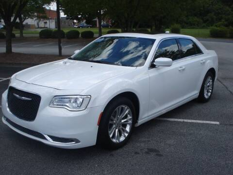 2017 Chrysler 300 for sale at Uniworld Auto Sales LLC. in Greensboro NC