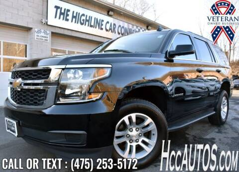 2020 Chevrolet Tahoe for sale at The Highline Car Connection in Waterbury CT