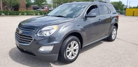2017 Chevrolet Equinox for sale at JC Auto Sales LLC in Wichita KS