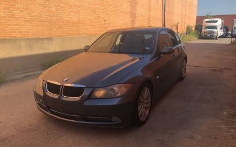 2008 BMW 3 Series for sale at Dynasty Auto in Dallas TX