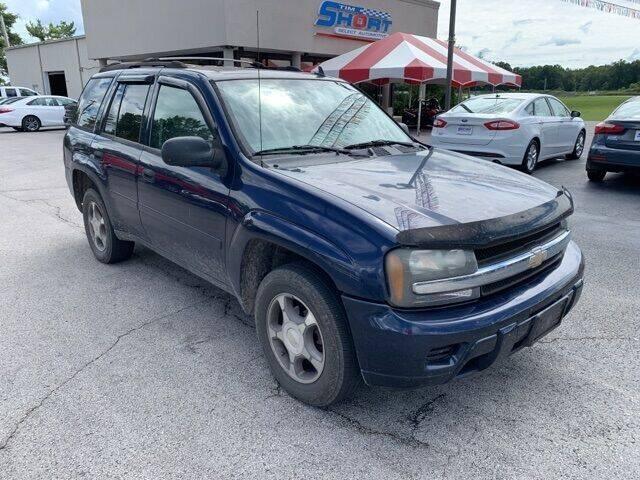 2007 Chevrolet TrailBlazer for sale at Tim Short Auto Mall in Corbin KY