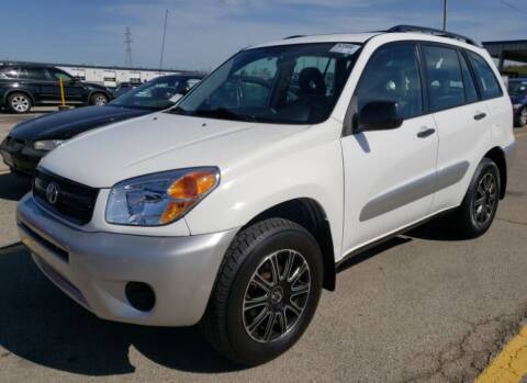 2005 Toyota RAV4 for sale at Green Light Auto in Sioux Falls SD