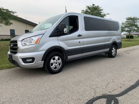 2020 Ford Transit Passenger for sale at Freedom Automotives in Grove City OH