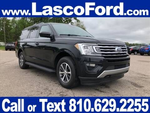 2018 Ford Expedition MAX for sale at LASCO FORD in Fenton MI