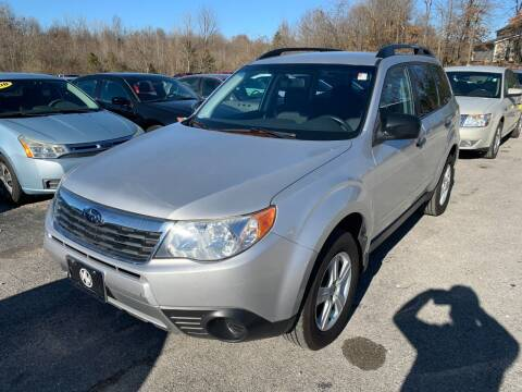 2010 Subaru Forester for sale at Best Buy Auto Sales in Murphysboro IL