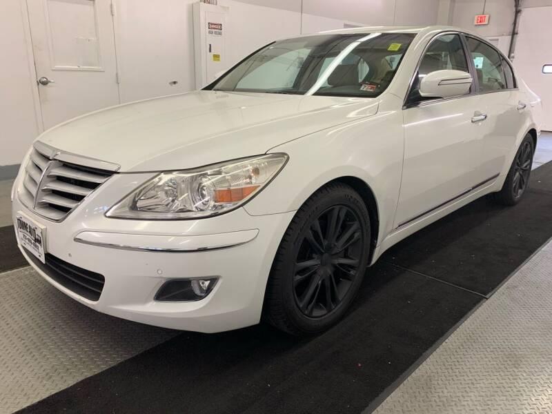 2009 Hyundai Genesis for sale at TOWNE AUTO BROKERS in Virginia Beach VA