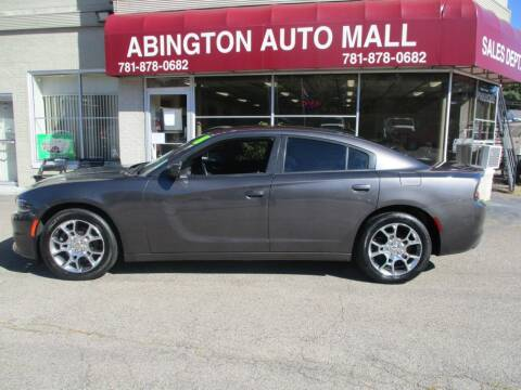 2016 Dodge Charger for sale at Abington Auto Mall LLC in Abington MA