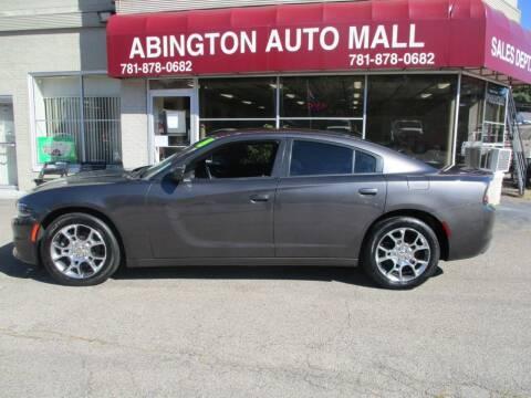 2016 Dodge Charger for sale at Abington Auto Mall LLC in Abington MA