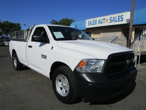 2016 RAM Ram Pickup 1500 for sale at Salem Auto Sales in Sacramento CA