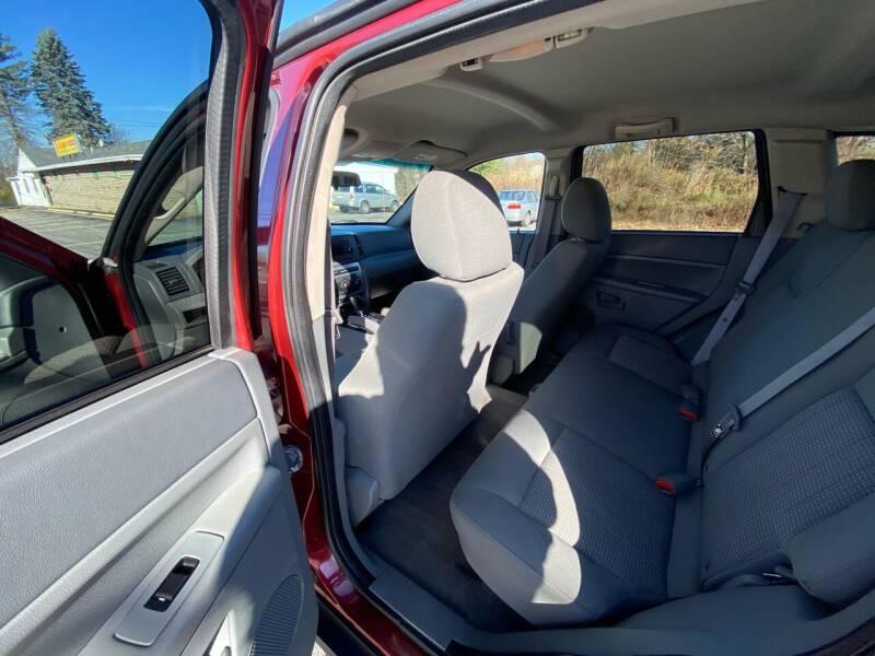 2007 Jeep Grand Cherokee Laredo 4dr SUV 4WD - Derry NH