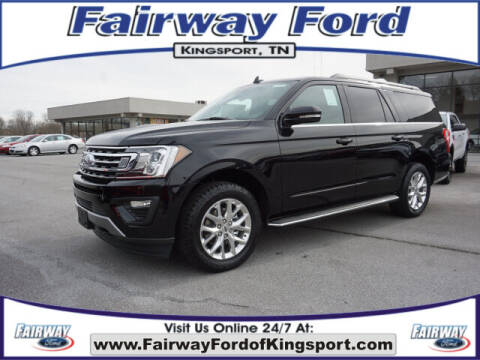 2021 Ford Expedition MAX for sale at Fairway Volkswagen in Kingsport TN