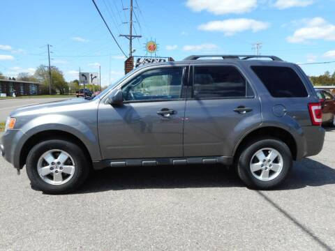 2010 Ford Escape for sale at O K Used Cars in Sauk Rapids MN