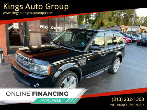 2011 Land Rover Range Rover Sport for sale at Kings Auto Group in Tampa FL
