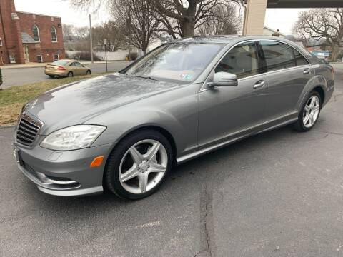2010 Mercedes-Benz S-Class for sale at On The Circuit Cars & Trucks in York PA