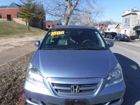 2003 Honda Pilot for sale at ALL Auto Sales Inc in Saint Louis MO
