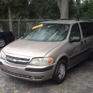2003 Chevrolet Venture for sale at Easy Credit Auto Sales in Cocoa FL