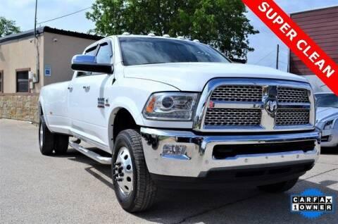 2017 RAM Ram Pickup 3500 for sale at LAKESIDE MOTORS, INC. in Sachse TX