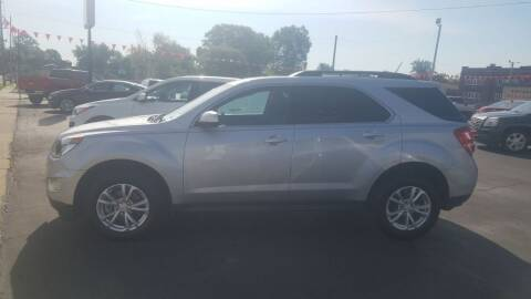 2017 Chevrolet Equinox for sale at Car Corner in Mexico MO