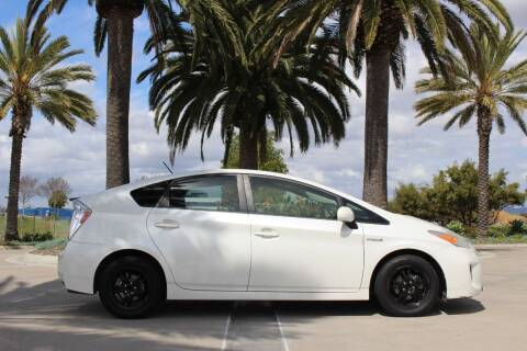2012 Toyota Prius for sale at Miramar Sport Cars in San Diego CA