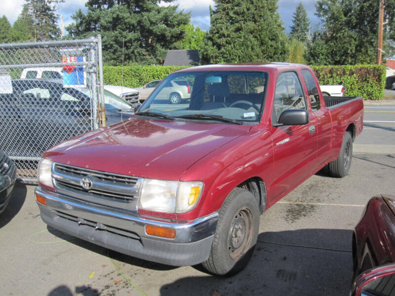1997 Toyota Tacoma for sale at All About Cars in Marysville WA