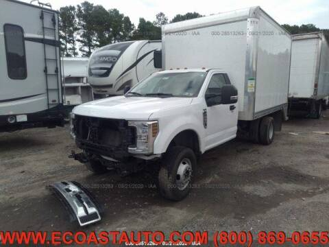 2019 Ford F-350 Super Duty for sale at East Coast Auto Source Inc. in Bedford VA