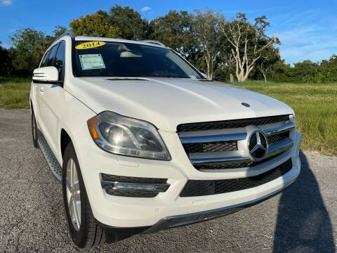 2014 Mercedes-Benz GL-Class for sale at Auto Export Pro Inc. in Orlando FL