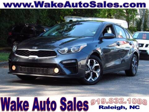 2019 Kia Forte for sale at Wake Auto Sales Inc in Raleigh NC