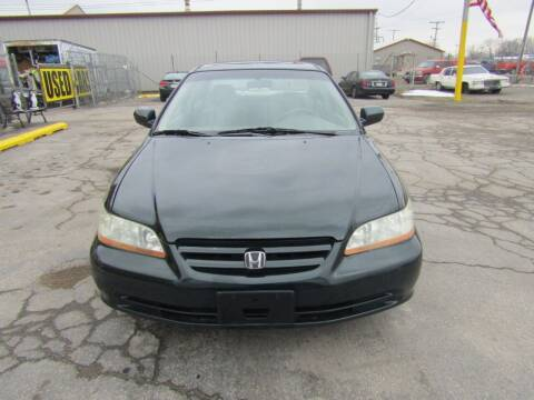 2001 Honda Accord for sale at X Way Auto Sales Inc in Gary IN