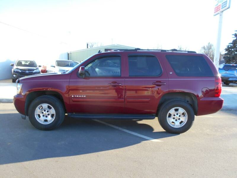 2007 Chevrolet Tahoe for sale at Creighton Auto & Body Shop in Creighton NE