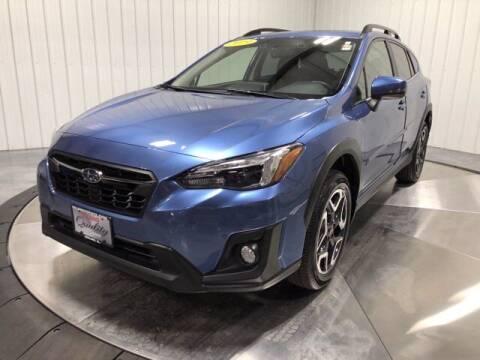 2019 Subaru Crosstrek for sale at HILAND TOYOTA in Moline IL