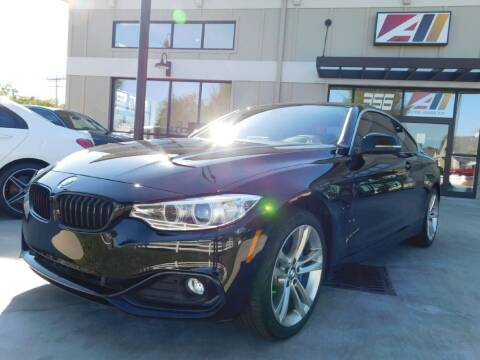 2016 BMW 4 Series for sale at Auto Assets in Powell OH