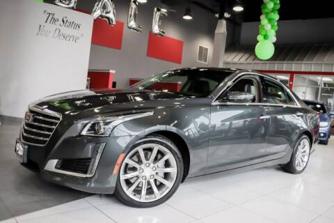 2017 Cadillac CTS for sale at Quality Auto Center in Springfield NJ