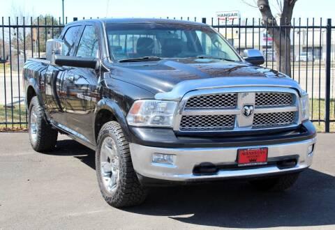 2011 RAM Ram Pickup 1500 for sale at Avanesyan Motors in Orem UT