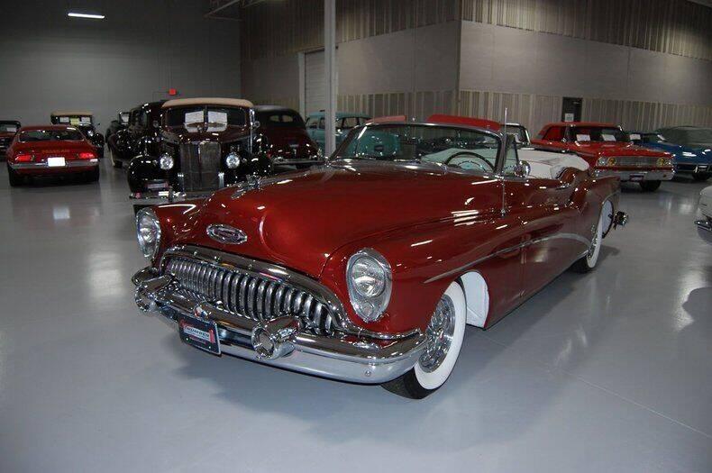 1953 Buick Skylark for sale in Rogers, MN