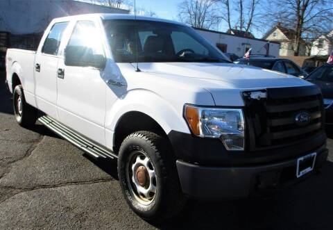 2010 Ford F-150 for sale at Exem United in Plainfield NJ