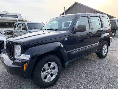 2011 Jeep Liberty for sale at CT Auto Center Sales in Milford CT