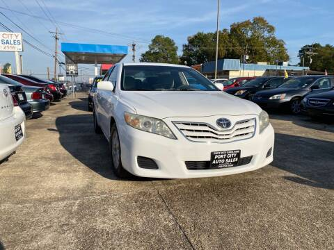 2010 Toyota Camry for sale at Port City Auto Sales in Baton Rouge LA