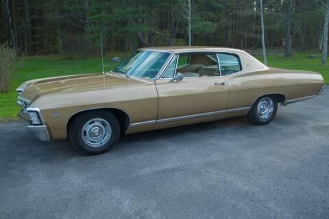 1967 Chevrolet Caprice for sale at Essex Motorsport, LLC in Essex Junction VT