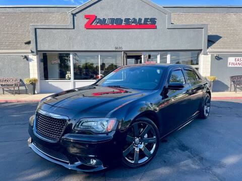 2012 Chrysler 300 for sale at Z Auto Sales in Boise ID