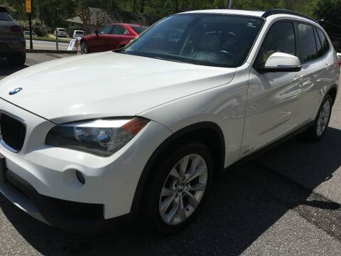 2013 BMW X1 for sale at Highlands Luxury Cars, Inc. in Marietta GA
