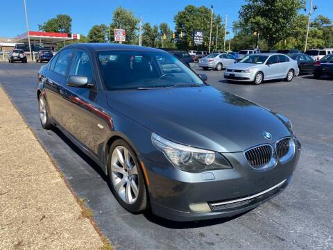 2008 BMW 5 Series for sale at JV Motors NC 2 in Raleigh NC